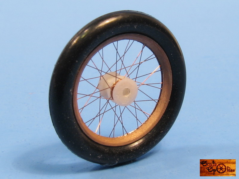 Fokker Dr I Spoke Wheels 1 48 Scale Spokes